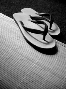 sandalia moda hombre