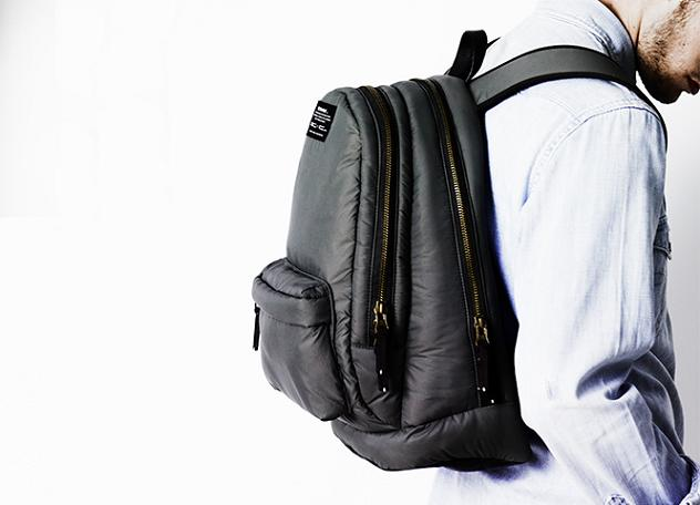 moda sostenible ecoalf mochila