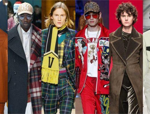 7 tendencias de moda masculina para otoño 2018